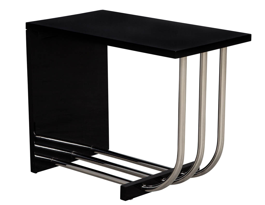 CE-3131-Ralph-Lauren-Stainless-Steel-Black-End-Table-001