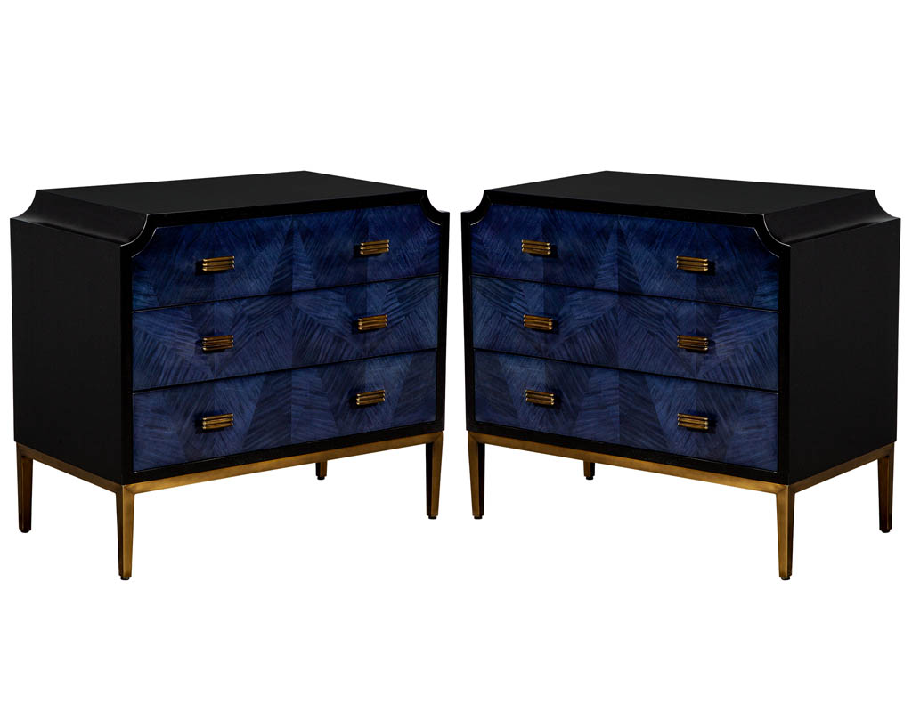 CE-3238-Pair-Modern-Midnight-Blue-Nightstands-End-Tables-001