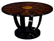 Art Deco Inspired Centre Hall Foyer Table