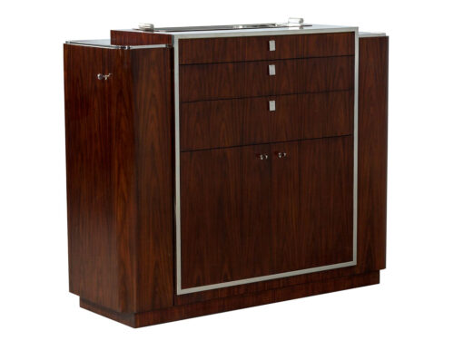 Ralph Lauren Duke Bar Cabinet
