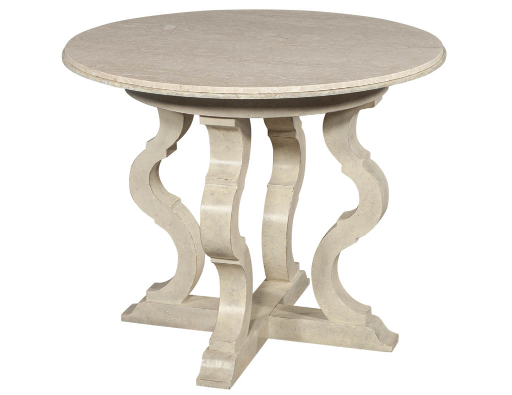 CE-3270-Round-Marble-Top-Side-Table-001