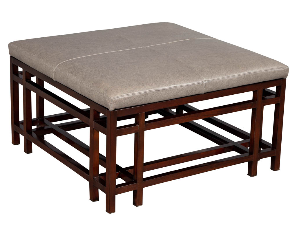 LR-3230-Leather-Top-Coffee-Table-Ottoman-Baker-Furniture-000