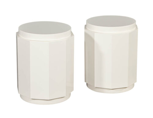 Ralph Lauren One Fifth Perrin Side Tables