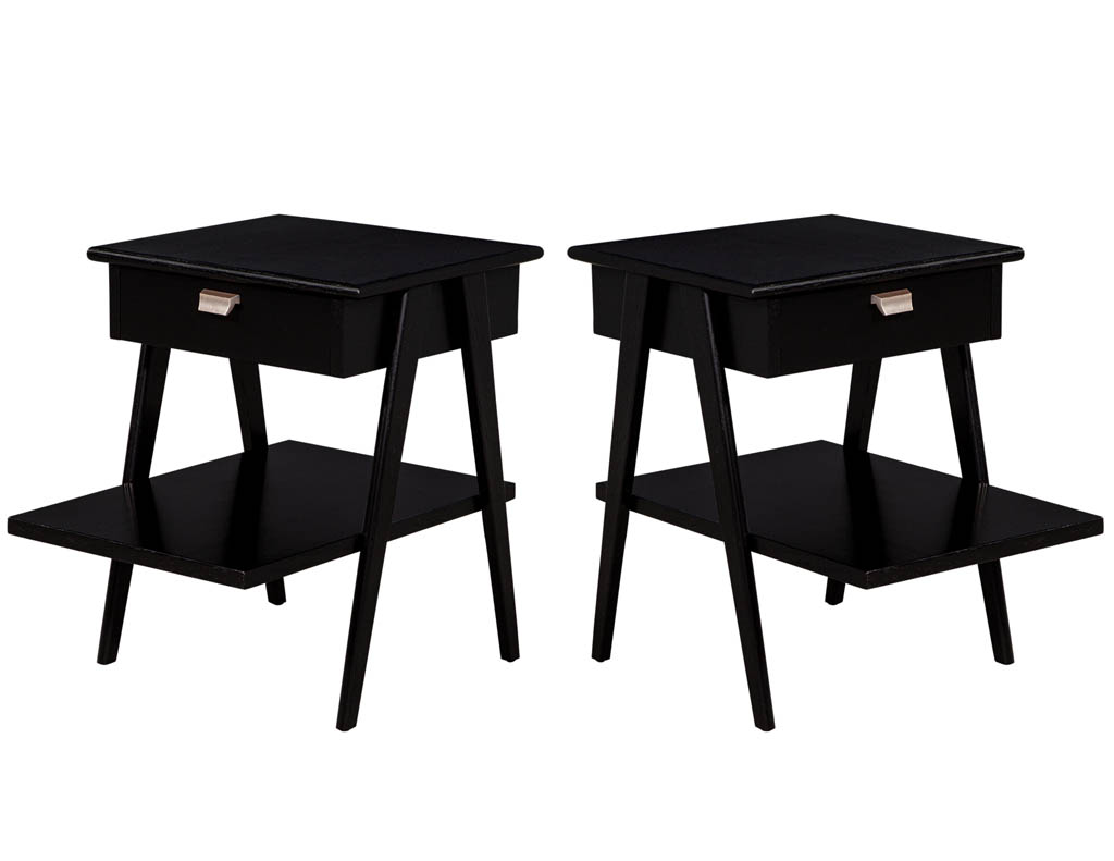 CE-3293-Mid-Century-Modern-Black-2-Tier-Nightstand-End-Tables-001