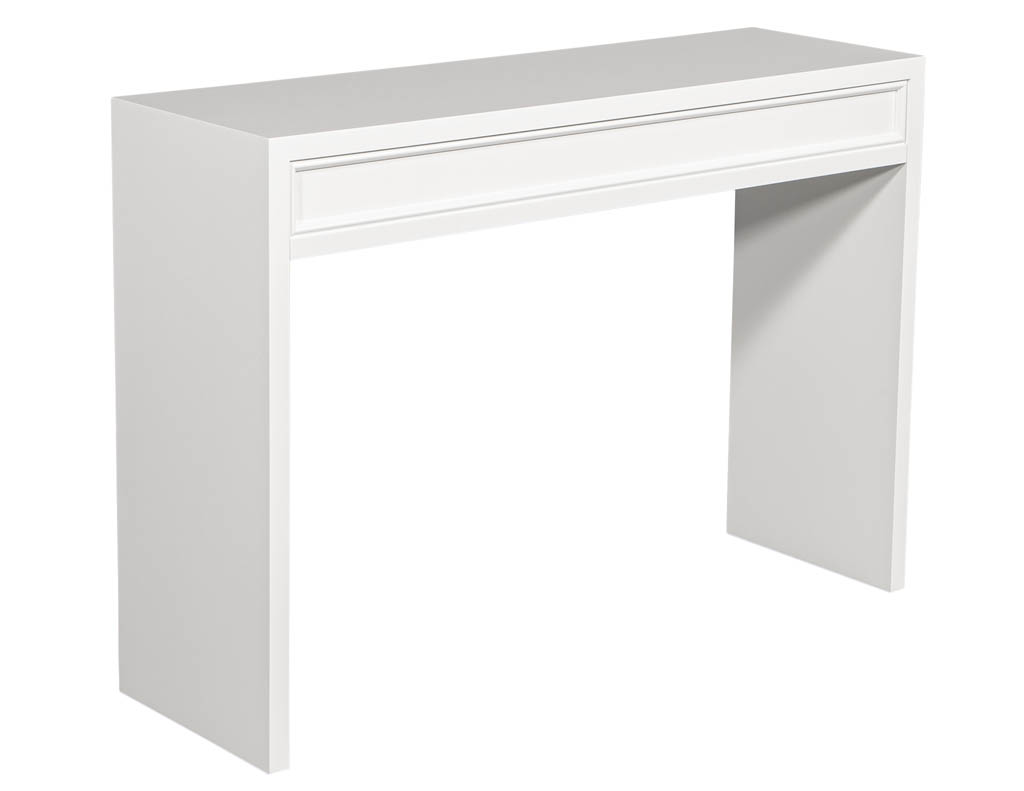 CE-3306-Custom-Modern-White-Console-Table-001