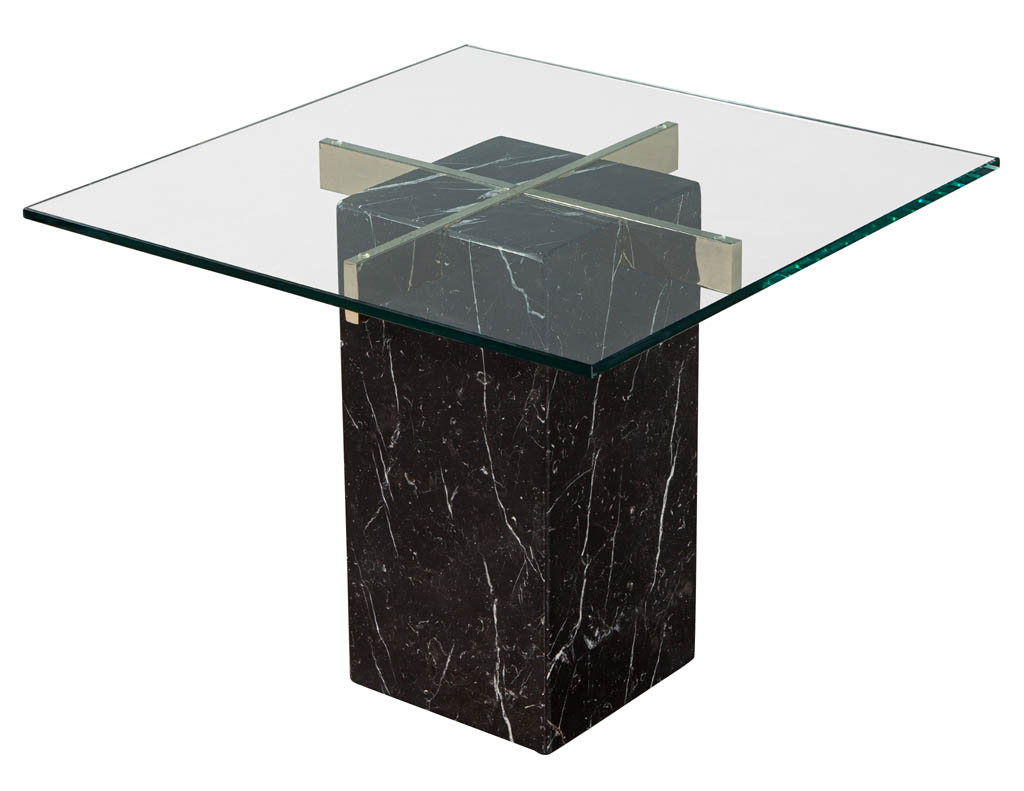 CE-3313-Mid-Century-Modern-Glass-Top-Marble-Side-Table-001