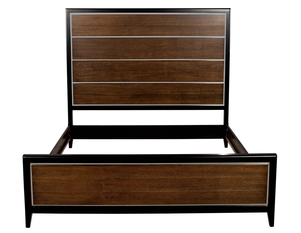 BF-8001-Modern-Walnut-Stainless-Steel-King-Size-Bed-001