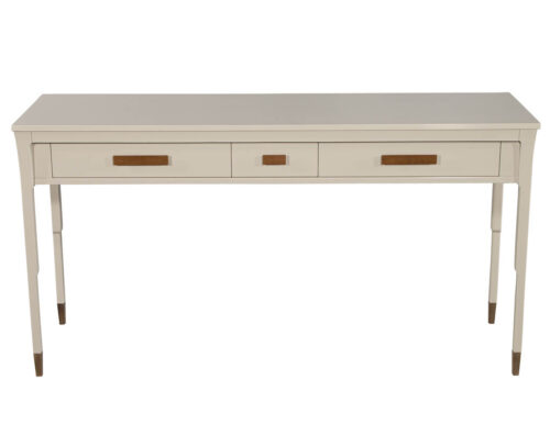 Modern Console Table Hand Polished Lacquer